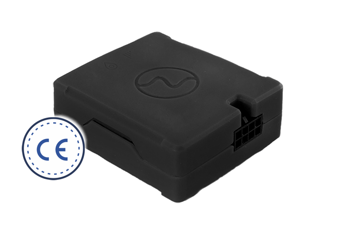 ADM333 BLE gps vehicle tracker