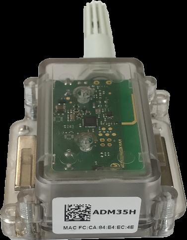 El sensor multifuncional ADM35H